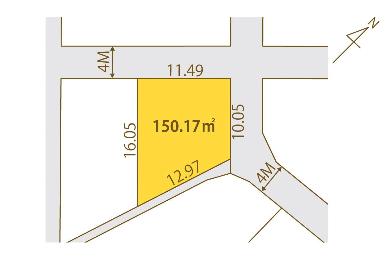 物件A21(18街区2画地)