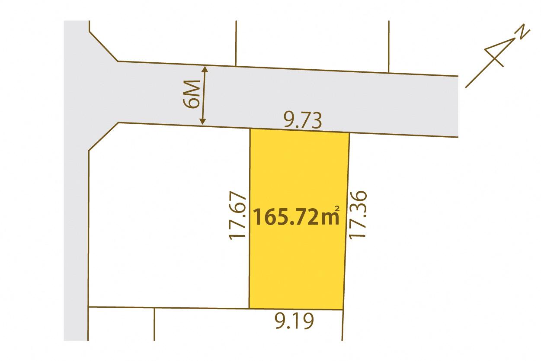 物件A28(21街区2画地)