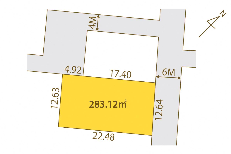 物件A7(4街区2画地)