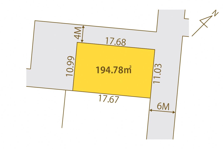 物件A13(6街区1画地)
