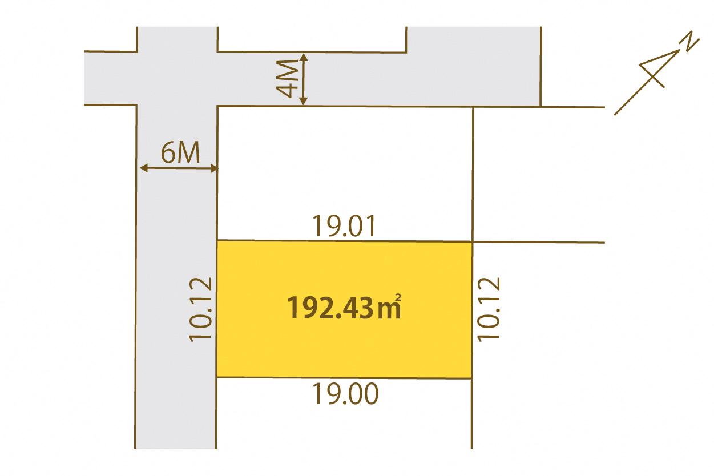 物件C14(61街区7画地)