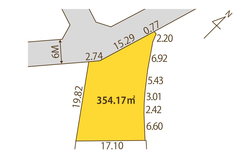 物件E13(91-1街区5画地)